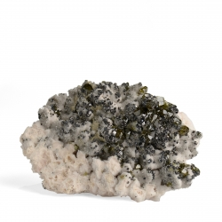 Sphalerite, 14 x 10 x 5 cm.