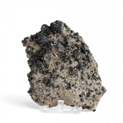 Sphalerite, 11.5 x 10 x 3.3 cm.