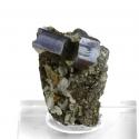 Cubanite, 2 x 1.6 x 1.5 cm.