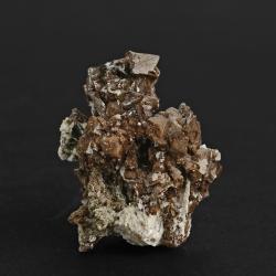 Rhodochrosite, 4.3 x 3.6 x 3.5 cm.