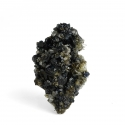 Lazulite, 6 x 3.5 x 3.5 cm.