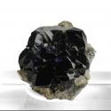 Lazulite, 1.5 x 1.5 x 1.2 cm.