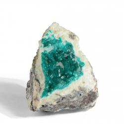 Dioptase, 6 x 4.5 x 4 cm.