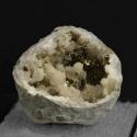 Millerite, 2.8 x 2.7 x 1.5 cm.