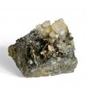 Cubanite, 3 x 2.2 x 2.2 cm.