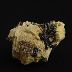 Whiteite-(CaFeMg), 4.1 x 2.8 x 1.8 cm