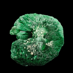 Malachite, 4.8 x 3.6 x 1.7 cm