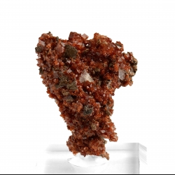 Rhodochrosite, 4 x 3.1 x 1.7 cm