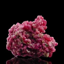 Corundum (Ruby variety), 3.7 x 3 x 2.5 cm