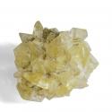 Gypsum, 8 x 7.5 x 6.5 cm.