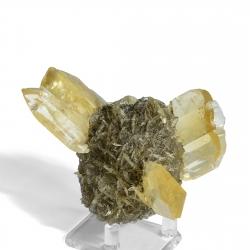 Gypsum, 9 x 8 x 7.5 cm.