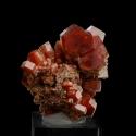 Vanadinite, 4 x 3.4 x 2.7 cm.
