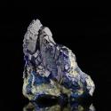 Azurite, 5 x 3.3 x 2 cm.