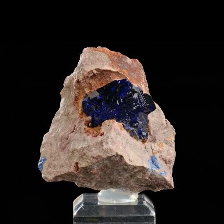 Azurite, 4.5 x 4.5 x 4.5 cm.