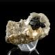 Cassiterite, 6.8 x 6.5 x 3.5 cm.