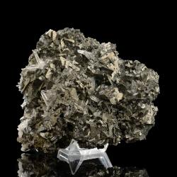 Tetrahedrite,  8.4 x 7.5 x 4 cm.