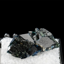 Lazulite, 2.8 x 1.6 x 1 cm.