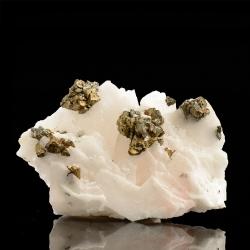 Chalcopyrite,  7.5 x 5 x 3.5 cm.
