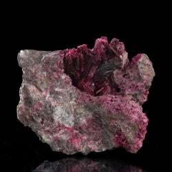 Erythrite, 5 x 4 x 2.5