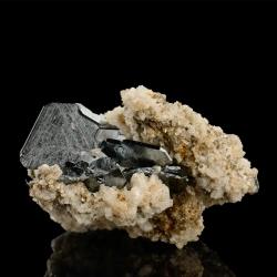 Hematite,  3 x 2.5 x 2 cm.