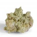 Diopside, Vesuvianite, 8 x 6.5 x 3 cm.