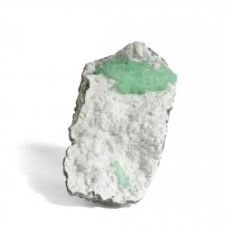 Fluorapophyllite-(K), 15.8 x 10 x 6.8 cm.
