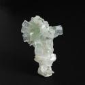 Fluorapophyllite-(K), 5.5 x 3.5 x 3 cm.