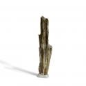 Elpidite, 14.8 x 3.2 x 2 cm.