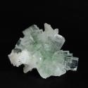Fluorapophyllite-(K), 4.5 x 3.2 x 3.2 cm.