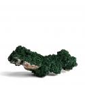 Malachite, 10.5 x 4.4 x 4 cm.