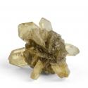 Gypsum, 8 x 7 x 6.5 cm.