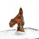 Copper, 1.5 x 1 x 0.5 cm.