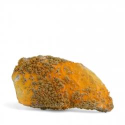 Vanadinite, 5.5 x 3 x 0.9 cm.
