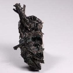 Arfvedsonite, Aegirine, 7.3 x 2.5 x 2 cm.