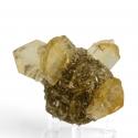 Gypsum, 8 x 6.5 x 5.5 cm.