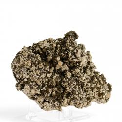 Bastnäsite-(Ce), Pyrite ps Donnayite-(Y), 9.5 x 8 x 6 cm.