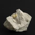 Weloganite, 5 x 4.9 x 4 cm.
