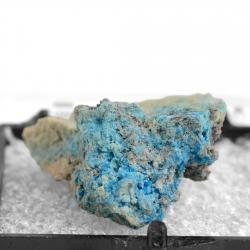 Khaidarkanite, 2.8 x 2.4 x 1.4 cm.