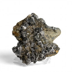Bournonite, No. 6 Mine, Romania - miniature