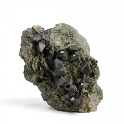 Sphalerite, Krushev dol Mine, Bulgaria - small cabinet