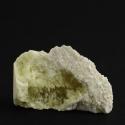 Calcite epimorph of Analcime (?), 5.9 x 4 x 3 cm.