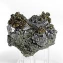 Galena, Borieva Mine, Bulgaria - small cabinet