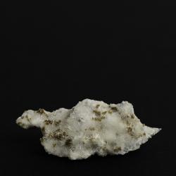 Dawsonite, 4.6 x 2.7 x 1.5 cm.