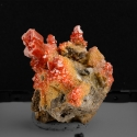 Vanadinite, Pure Potential Mine, USA - miniature