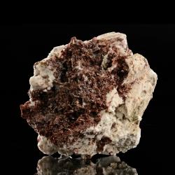 Rhodochrosite, 9 x 7.5 x 7 cm
