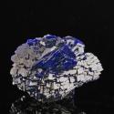Azurite, 3.8 x 3.8 x 2.5 cm