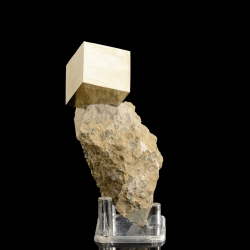 Pyrite, Navajun, Spain - large cabinet