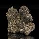 Arsenopyrite,  8 x 6.5 x 2.8 cm.