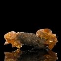 Gypsum, 10 x 3.5 x 3.5 cm.