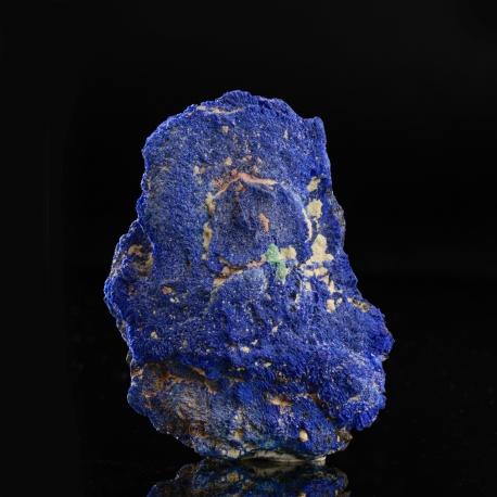 Azurite, 5.5 x 4.2 x 2.2 cm.